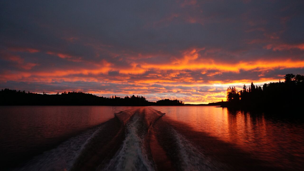 Lake of the Woods Muskie Fishing Tackle & Equipment List - Witch Bay ...