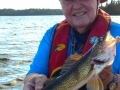 Roby walleye