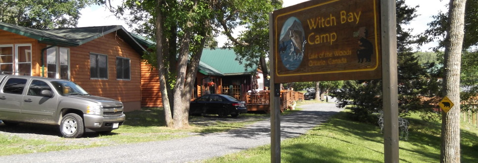 Welcome to Witch Bay Camp - Witch Bay Camp